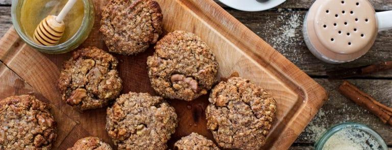Easy Walnut & Honey Cookies Recipe & FAQs