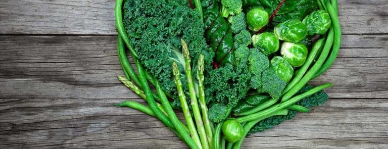 Why green vegetables are good for you image