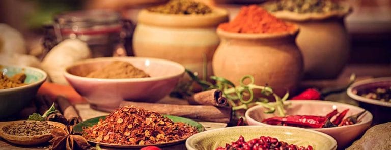 4 Super Spices You Need to Know About