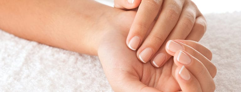 Top tips to tackle brittle nails image