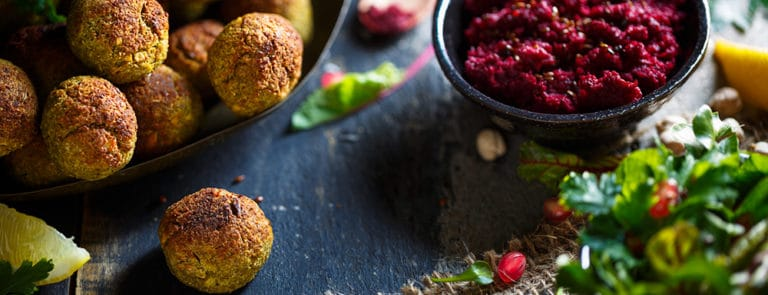 Boost your energy with falafel balls image