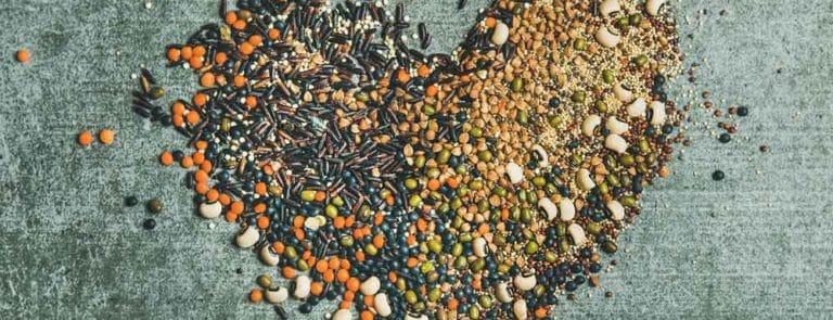 Types Of Grains: A-Z List & Benefits