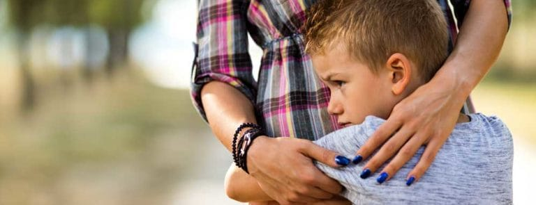 How to recognise the signs of stress in your child image