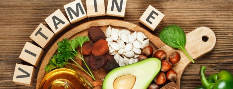 One Day of Vitamin E Rich Eating