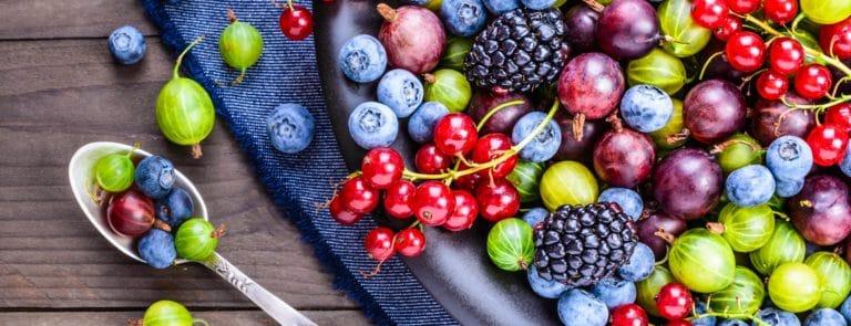 The Benefits of an Antioxidant-Rich Diet