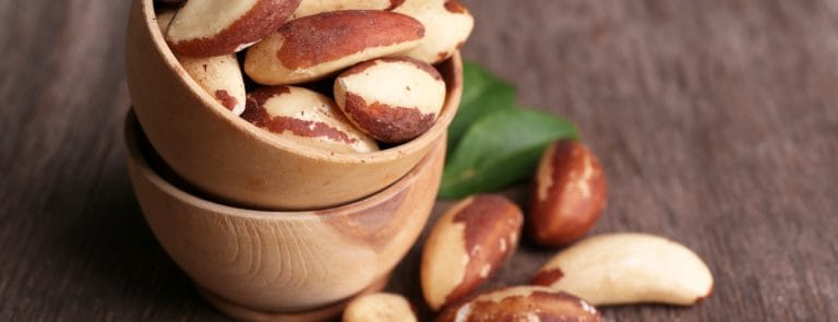 Some ideas for using more Brazil nuts in your meals