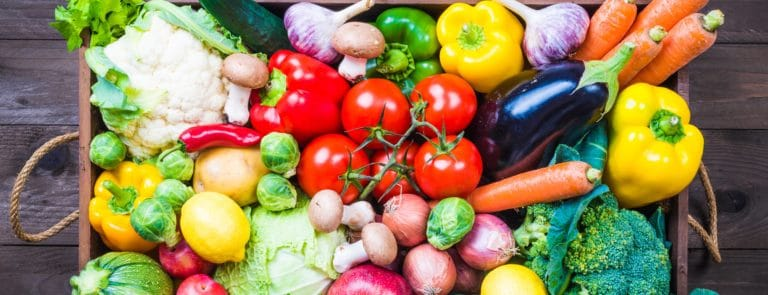 How many portions of fruit and veg a day? image
