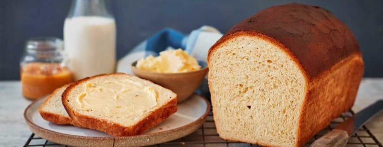 Milk and Manuka Honey Bread image