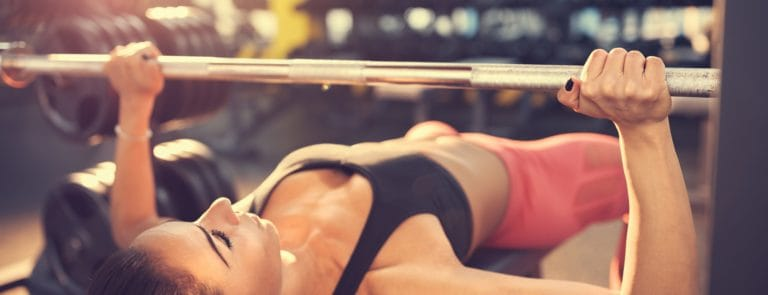 Workout plan for gaining weight