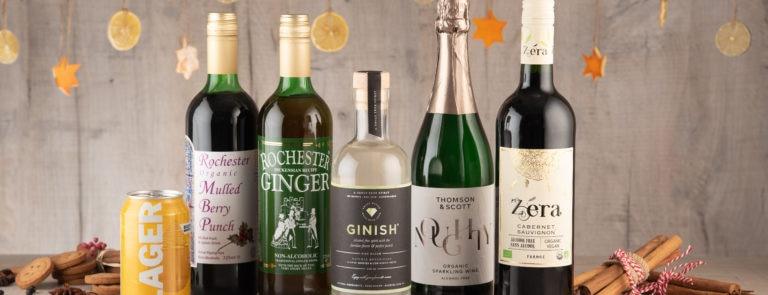 Festive alcohol-free cocktail recipes image