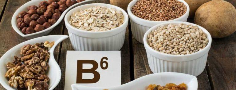 Vitamin B6: Benefits, Foods, Deficiency