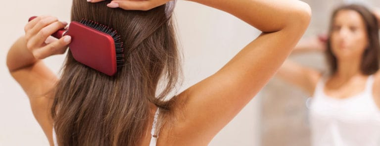 Why healthy hair needs protein image