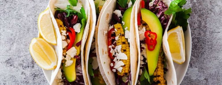 Tuck into tacos for healthy hair image