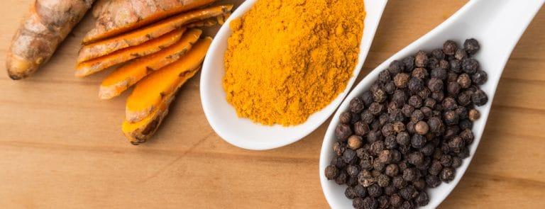 Why curcumin and black pepper are a match made in heaven