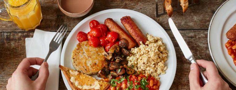 holland and barrett vegan fry up breakfast recipe