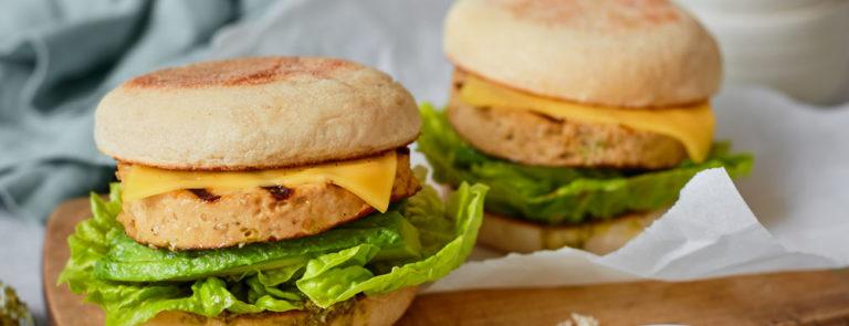 Vegan Breakfast Muffin image