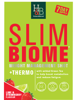 SlimBiome + THERMO Strawberry and Lime