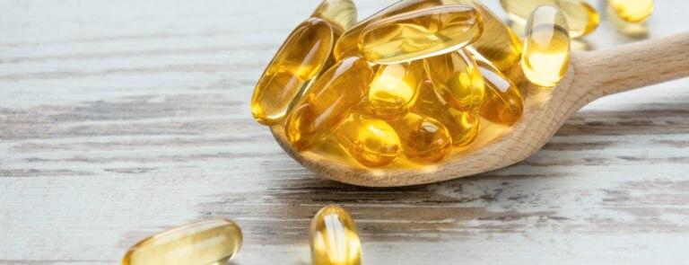 Cod Liver Oil Capsules Benefits & Right Dosage