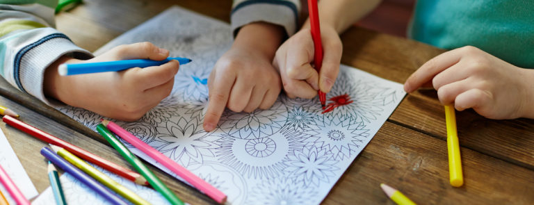 20 screen-free activities to keep the kids occupied