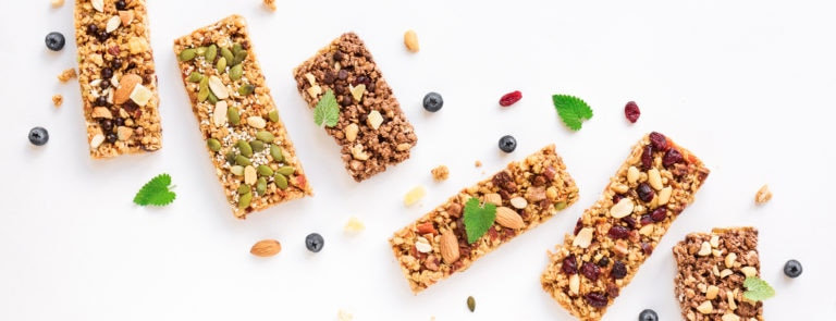 How to make healthy granola bars