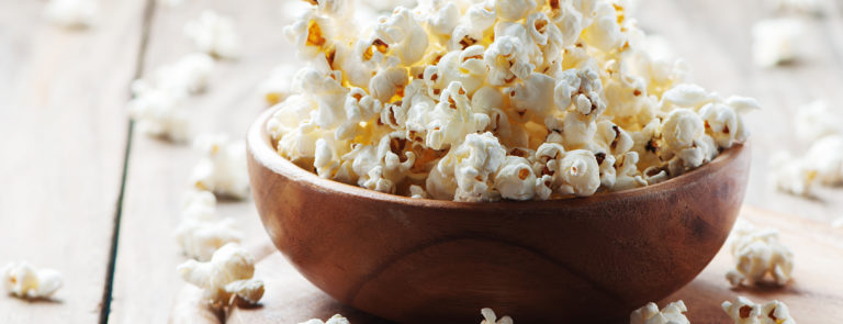 How to Make Healthy Popcorn