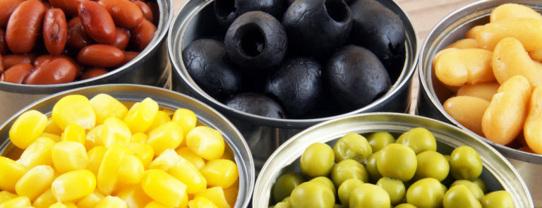 Healthy Canned Food To Last At Home