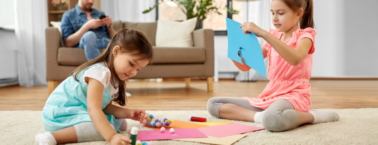 8 Creative Activities For Kids At Home