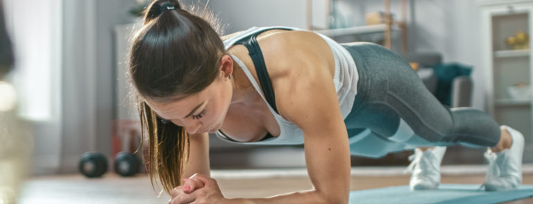 5 Arm Exercises To Do Without Weights