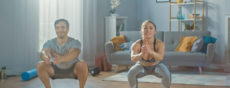 4 Different Home Workouts No Equipment