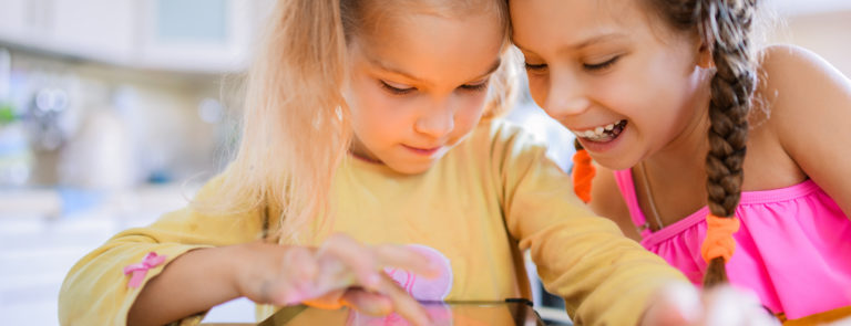 Five of the best educational games for kids image