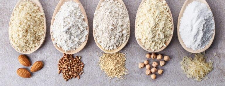 Gluten Free Flour – The Basics