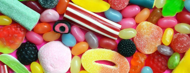 sugary sweets