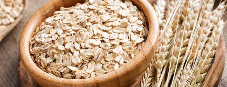 Are Oats High In Protein