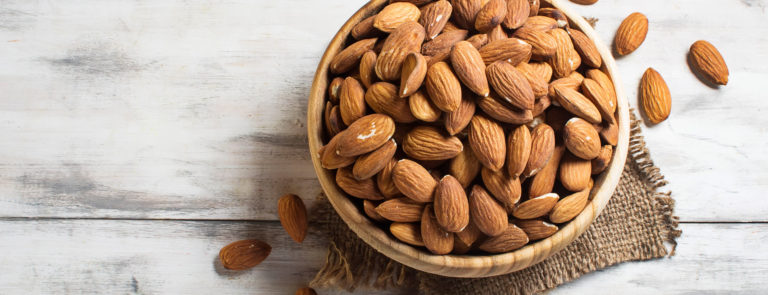 benefits of eating almonds