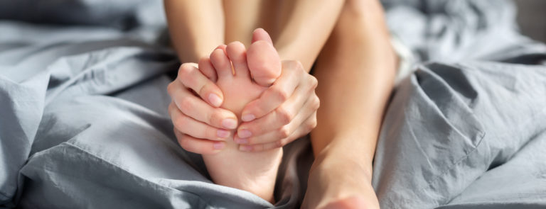 Foot Cramps: What Causes Them & How To Stop Them