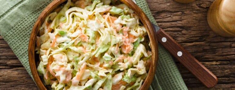 Healthy Coleslaw Recipes