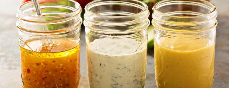 Different Healthy Salad Dressing Recipes
