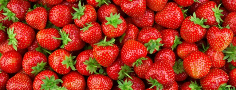 The health benefits of strawberries image