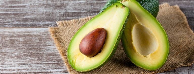 How to prepare avocado image