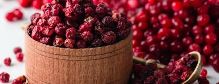 Health Benefits Of Eating Cranberries