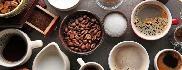Foods And Drinks Which Contain Caffeine