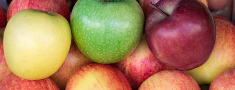 Benefits of eating apples image