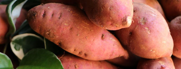 Health benefits of sweet potatoes image