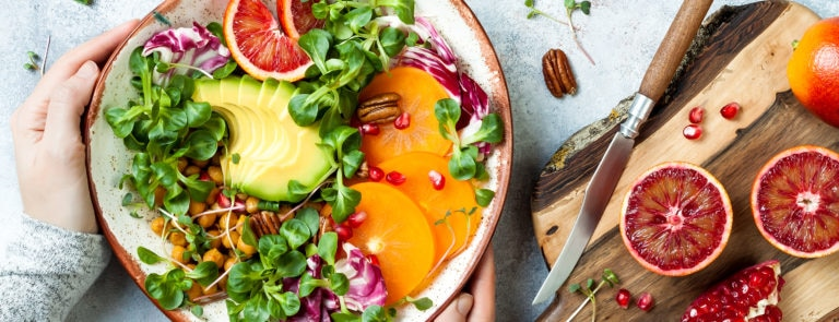 The benefits of a plant-based diet image