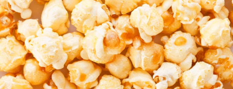 Is popcorn a good healthy snack? image