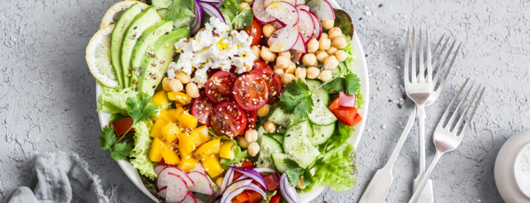 Healthy eating 101: How to eat healthily image