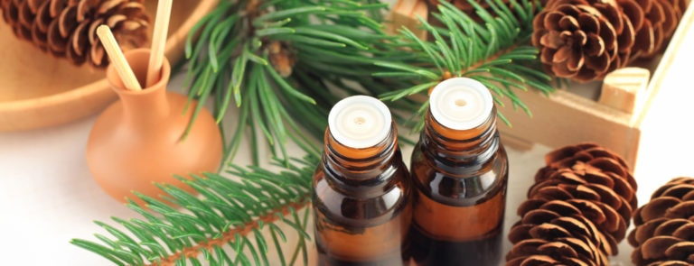 10 of the best Christmas essential oils image