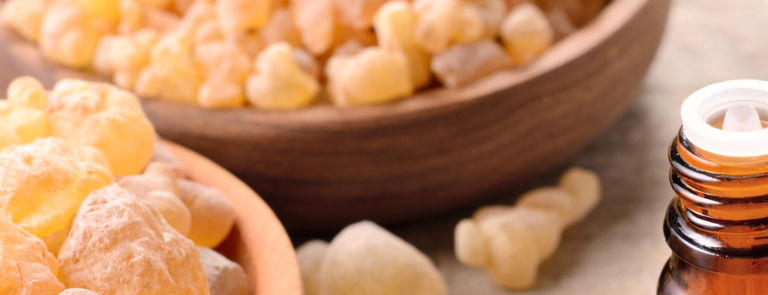 Frankincense oil: Uses and benefits image