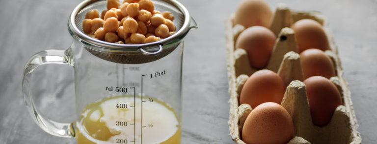 10 Of The Best Egg Alternatives For Vegans
