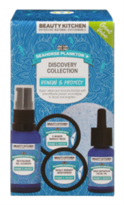 The Beauty Kitchen Discovery Collection, skin care 5 piece starter kit.